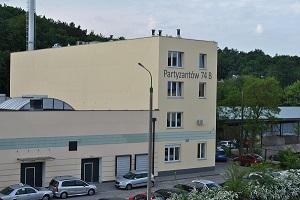 zdjęcie Zarząd - Budynek B